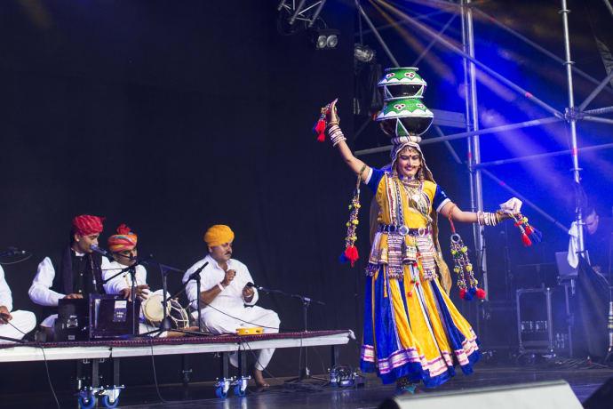 Talab Kalbeliya Dance Group