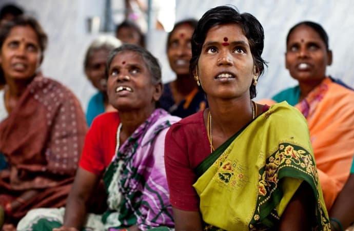 kvinnliga entreprenörer i Indien