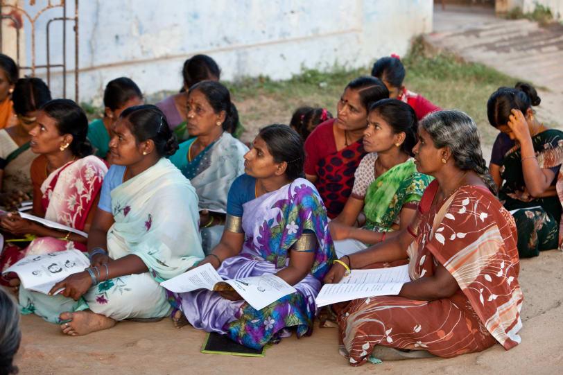 Lions Sverige och Hand in Hand bekämpar fattigdomen i Indien